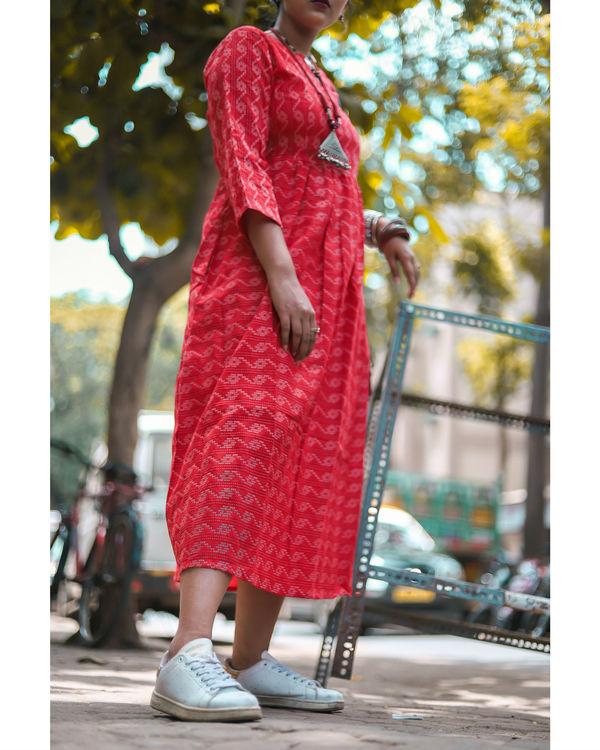 Red Poppy Dress 1