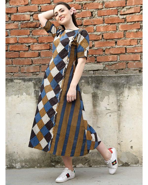 Criss cross dress 3