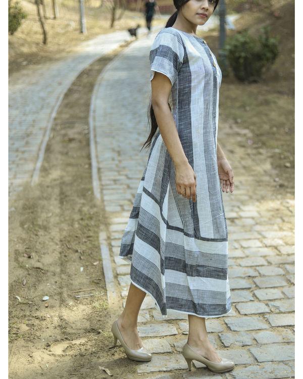 Multi stripes dress 1
