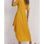 Thumb ikkat chola dress3