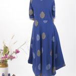Thumb bela hand block print dress 6