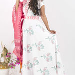 Thumb pinkoctober dress and dupatta set 4