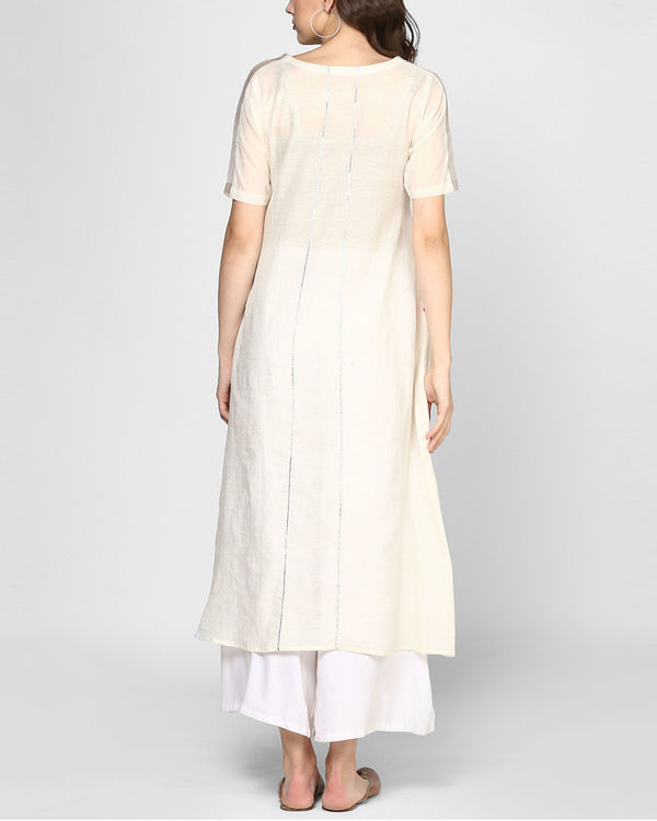 White flow tunic 2