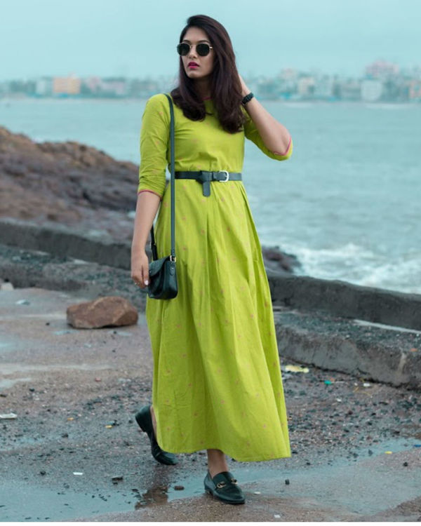 Lime Dress 2