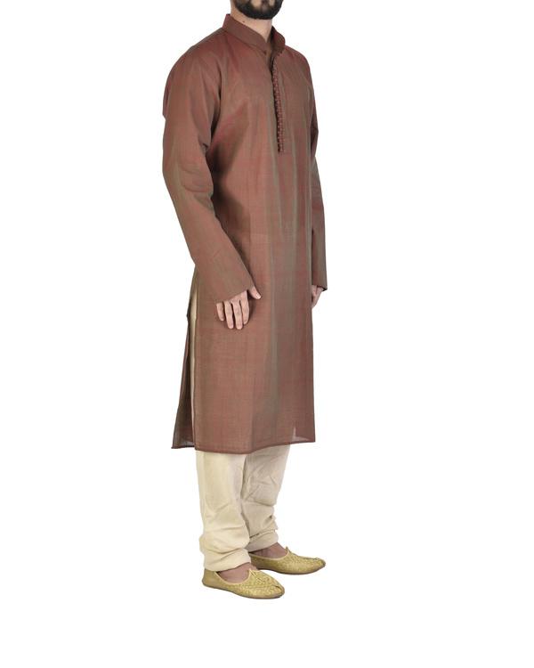 Long kurta in 100% cotton 1