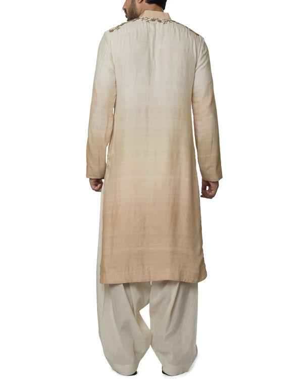 Cotton kurta patiala pants set 1