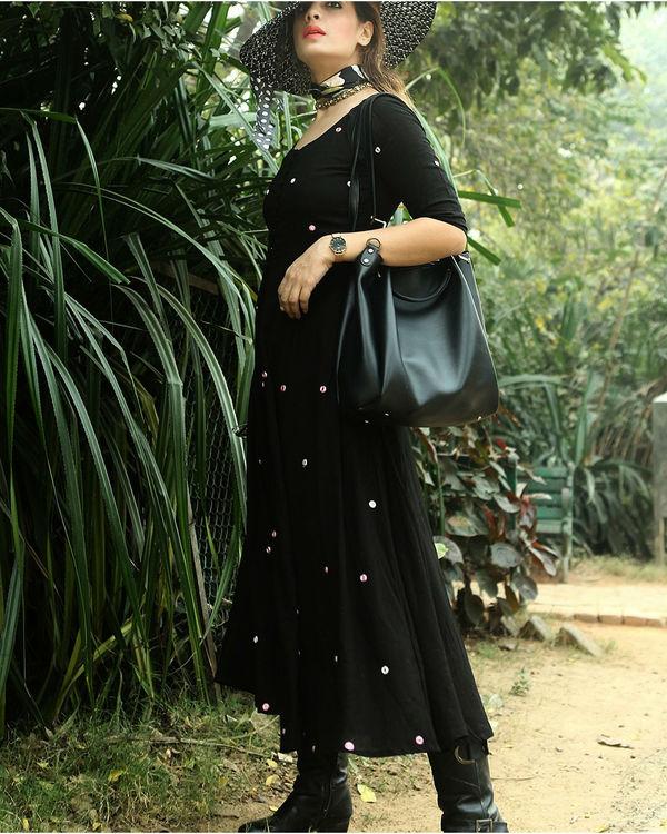 Black mirror dress 1