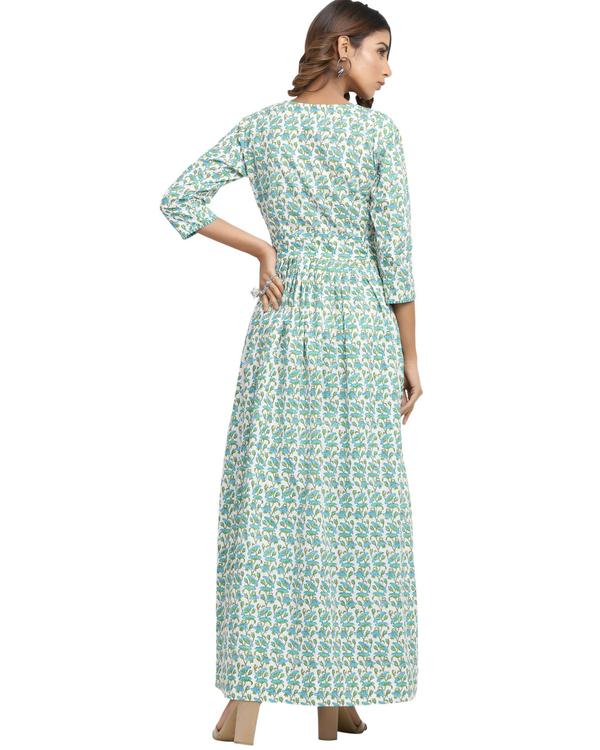 Umbrella maxi dress 2