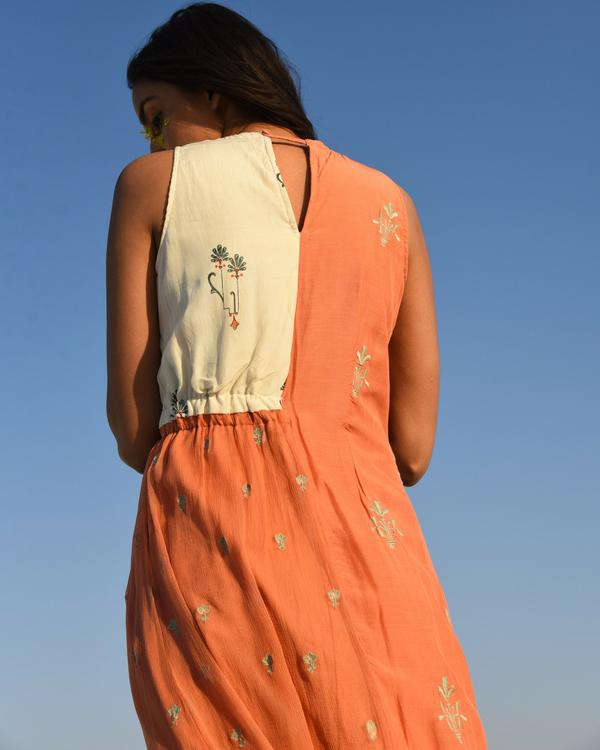 Braided traveller dress 1