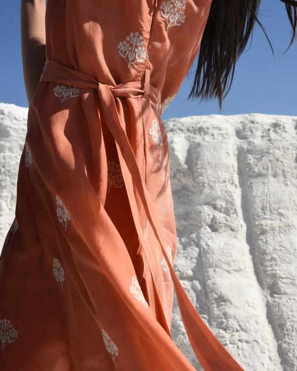 Rusty sleeveless sunny dress 1