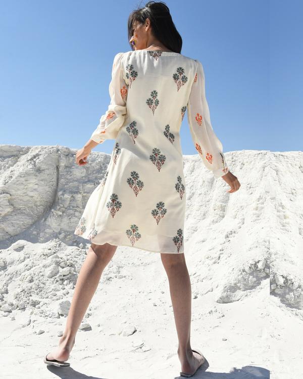 Printed sunny dress 2