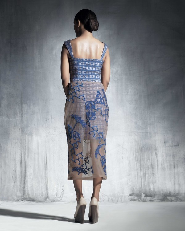 Digitally printed dress 1