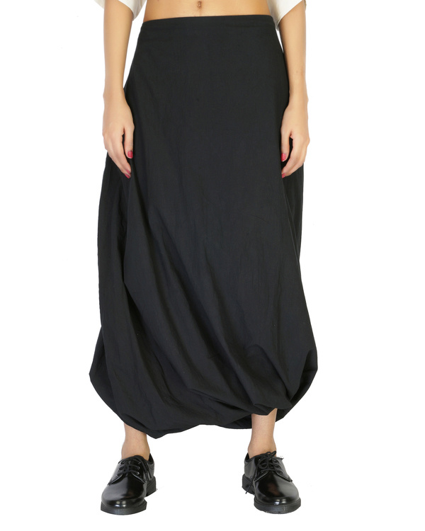 Twisted dhoti skirt 2
