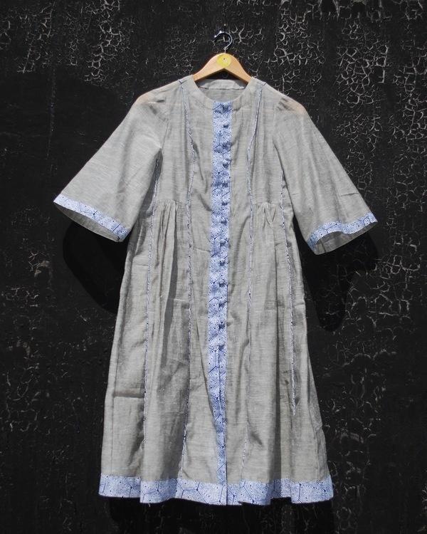 Grey choga shirt 2