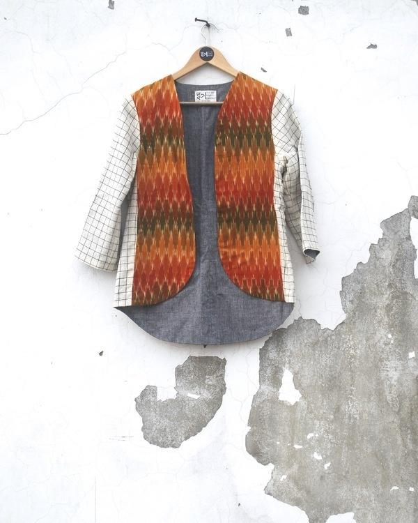 Patola jacket 2