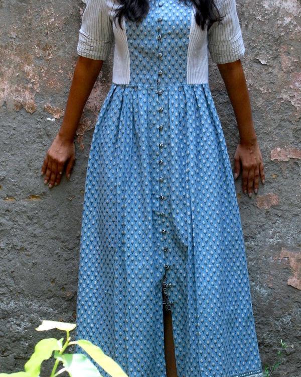 Paisley petite dress 1