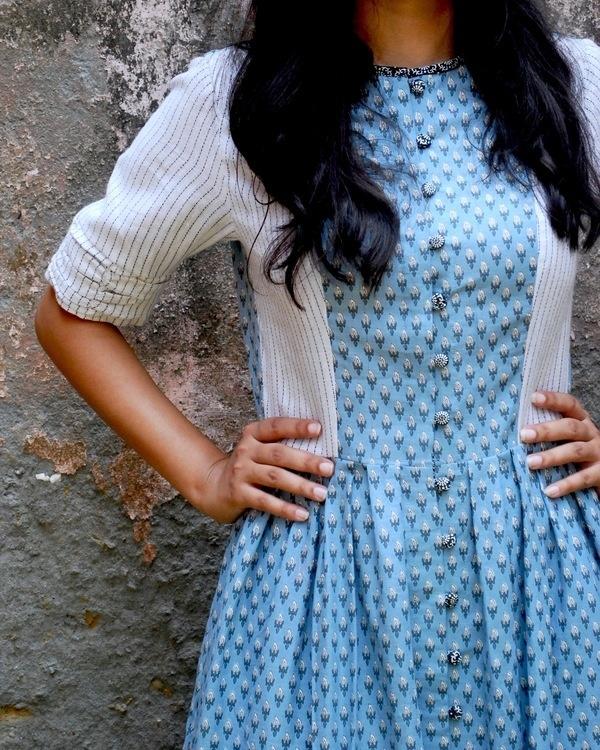 Paisley petite dress 2