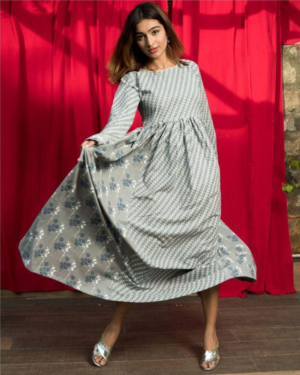 Cotton flux grey dress 2
