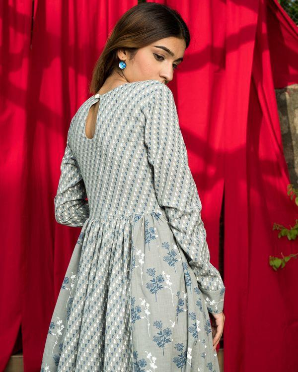 Cotton flux grey dress 1