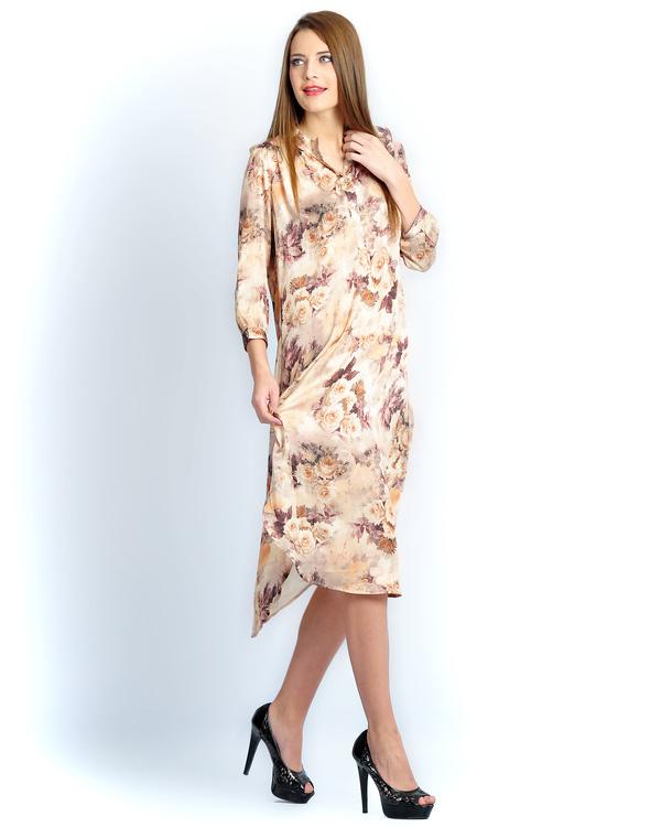 Beigerose dress 1