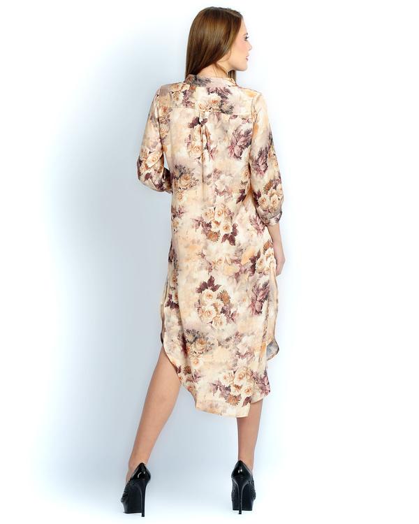 Beigerose dress 2