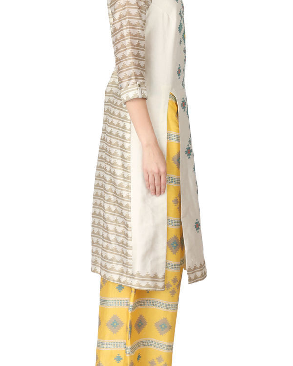 Quirky kurta and palazzo set 1