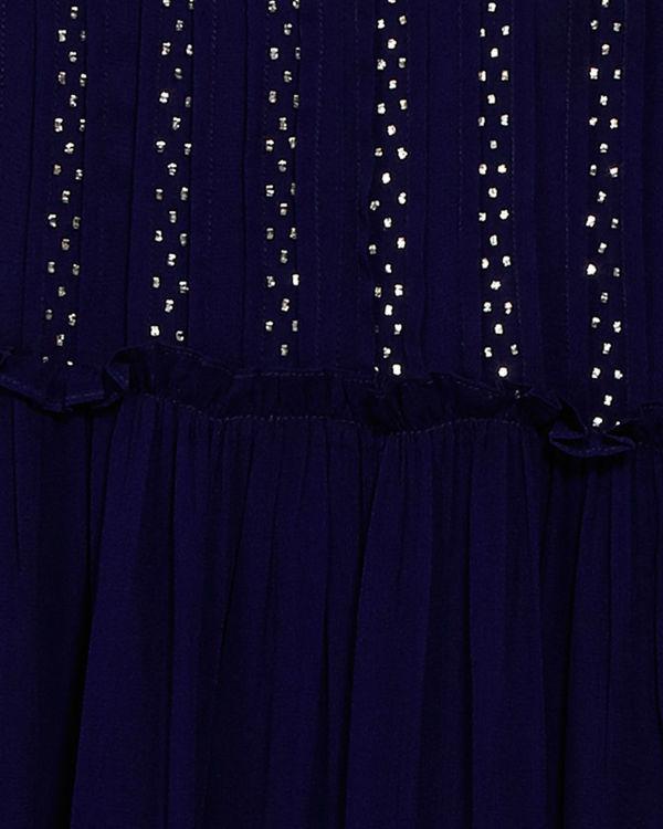 Navy blue kaftan dress 3