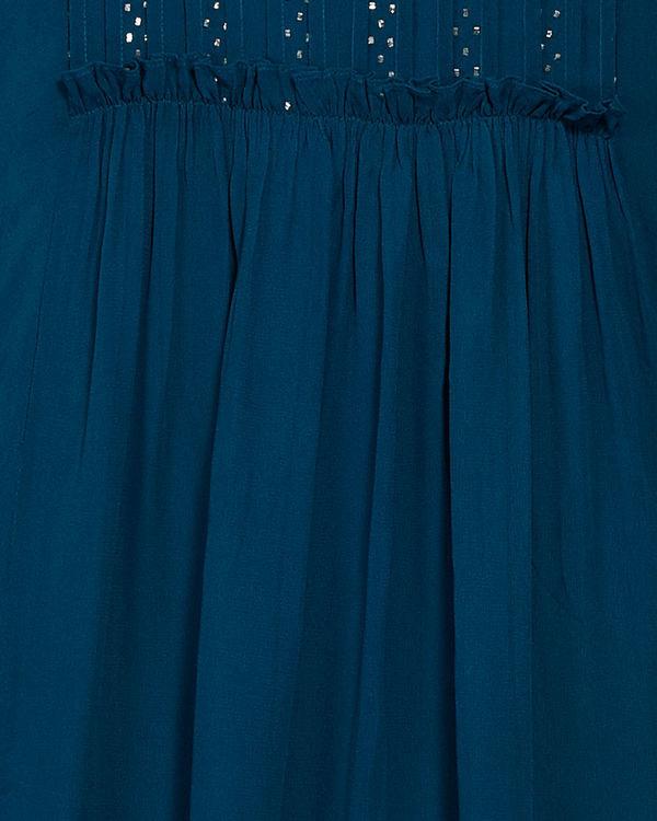 Emerald kaftan dress 3