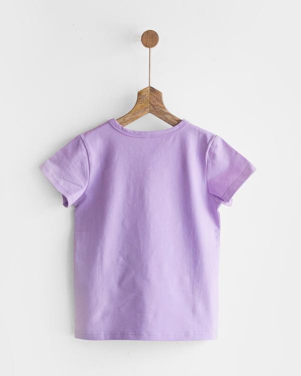 Pluie violet happy pom pom tee 3