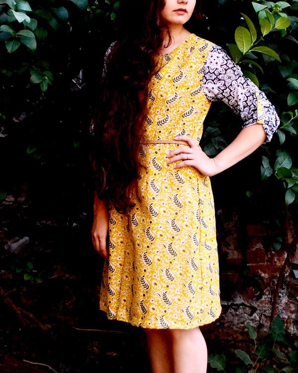 Sunny summer dress 1