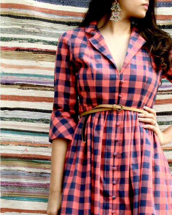 Tartan dress 1