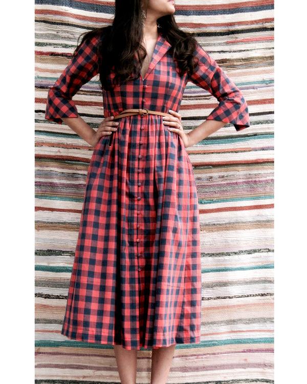 Tartan dress 2