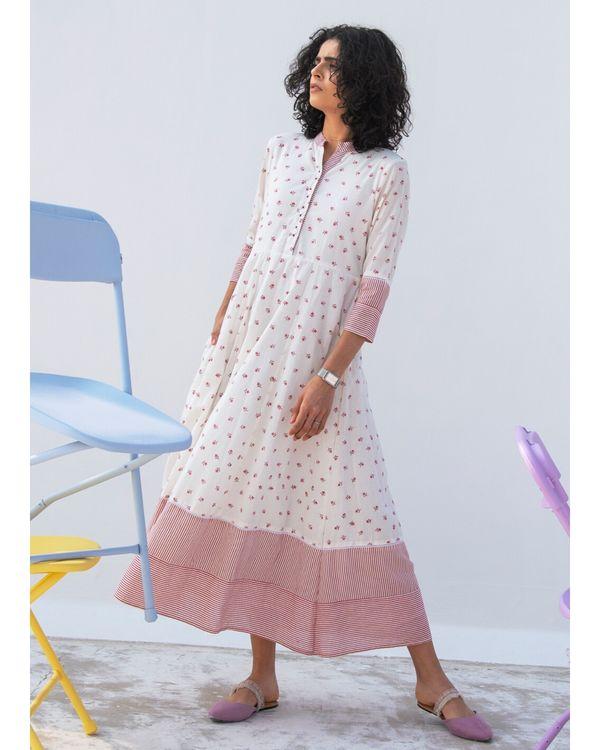 Mallow tiered maxi dress 1