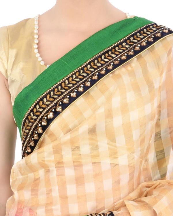 Banarasi silk sari 2