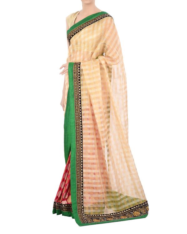 Banarasi silk sari 3