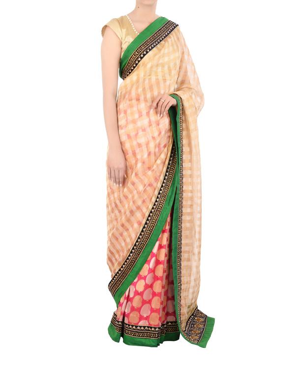 Banarasi silk sari 4