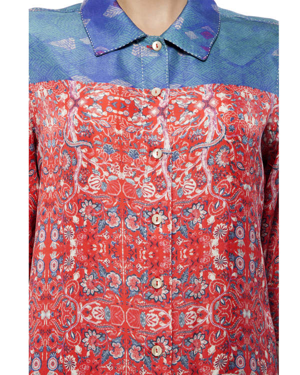 Digital print tunic 4