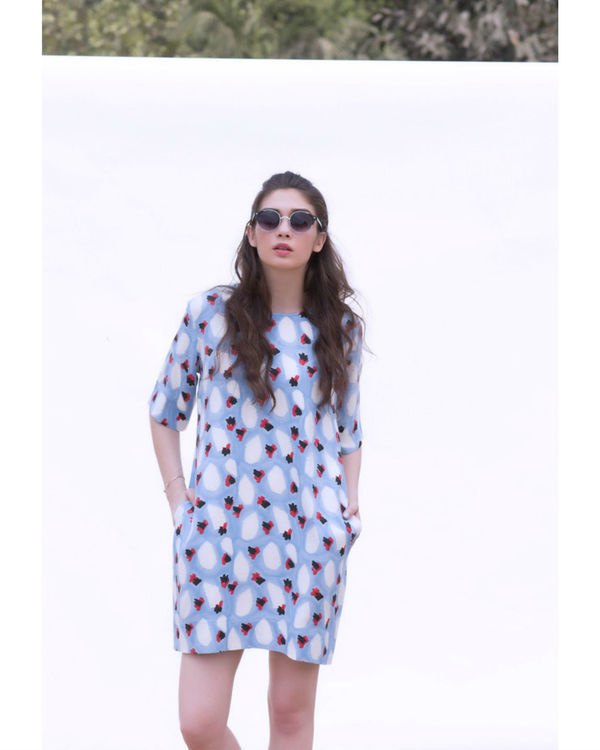 FLINTSTONE BASIC SHIFT DRESS 2