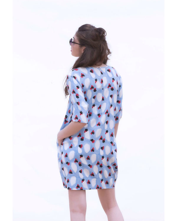 FLINTSTONE BASIC SHIFT DRESS 1