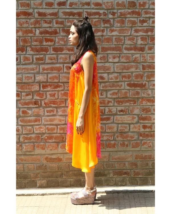 Trapese dress 1