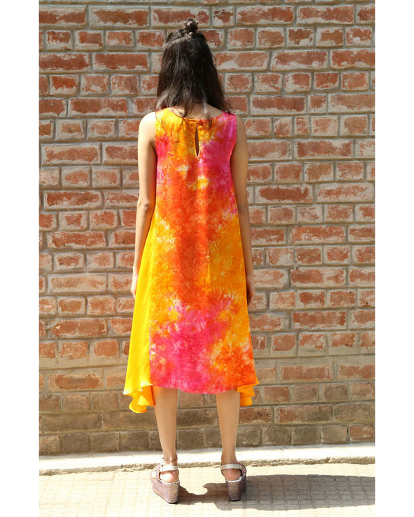 Trapese dress 2