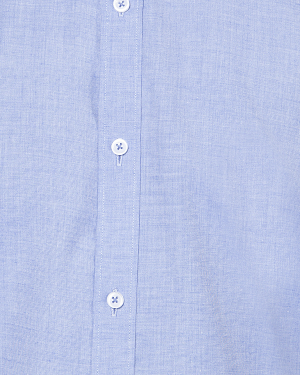 Executive collar solid casual shirt 2