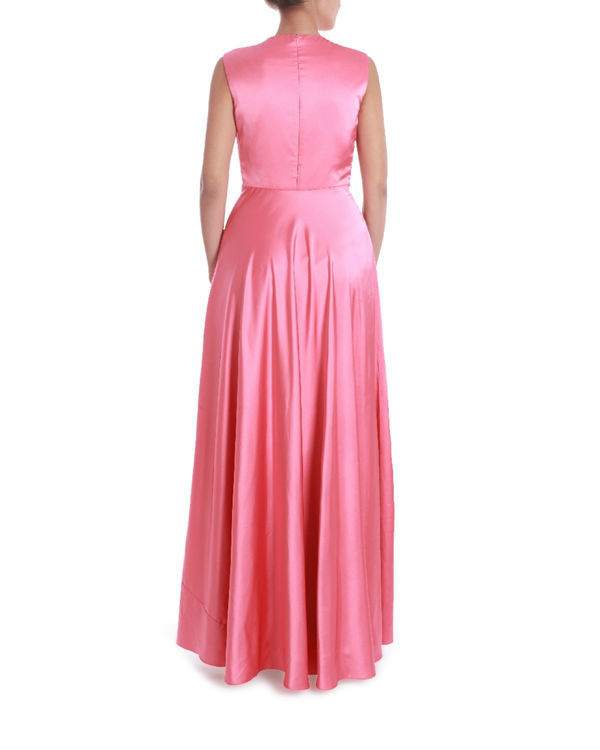 Georgia pink gown 2