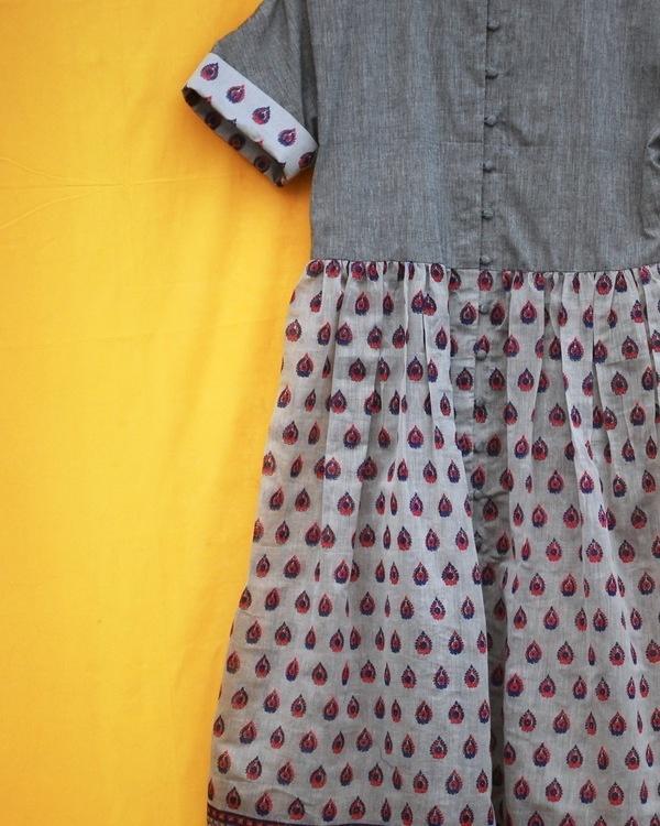 Paisley kimono cape 2