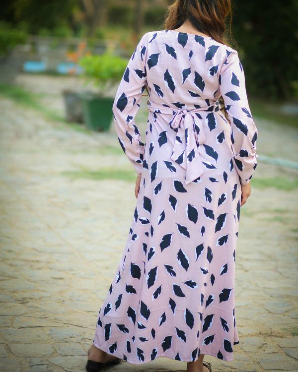petal maternity dress 2