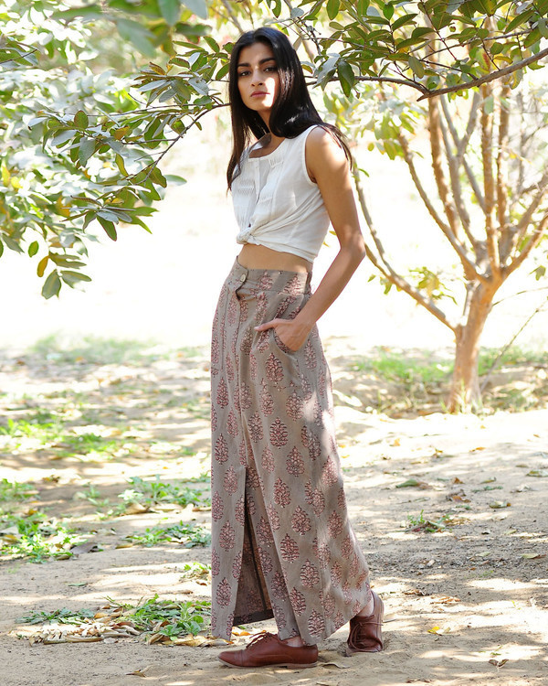 Summer love tube skirt 1