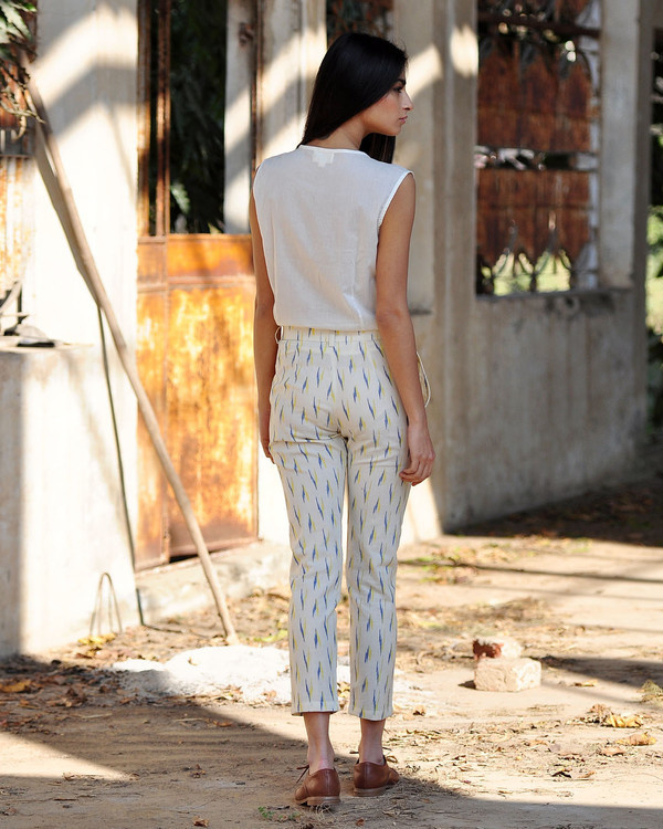 Slim fit summer pants 2