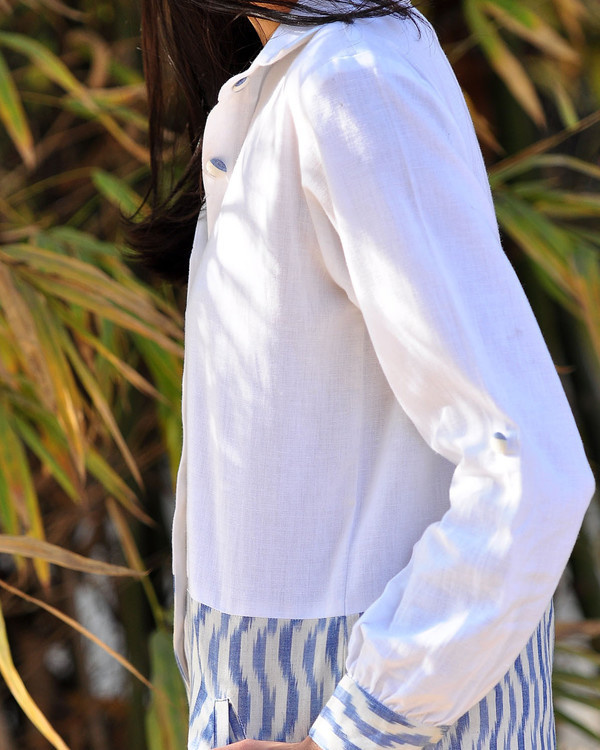 Classic shirt dress 3