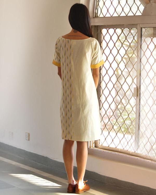 Mix and match shift dress 1