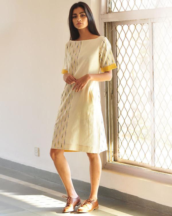 Mix and match shift dress 2